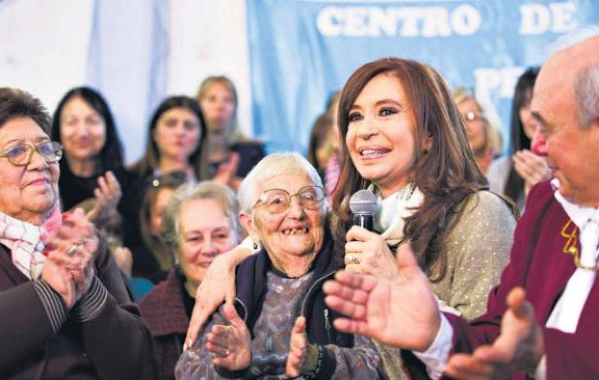"""""""Quieren la caja de los jubilados"""""""
