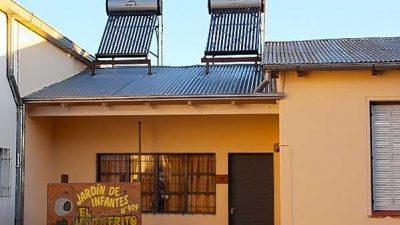Impulsan en Madryn el autoabastecimiento energético por medios renovables