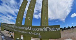 """Trelew: """"Memoria, Verdad y Justicia"""", volvió a ser la consigna a 45 años"""