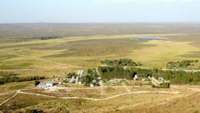 Neuquén: Paradojas de un pueblito donde brota agua mineral