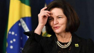 La nueva fiscal general de Brasil sería un alivio para Michel Temer