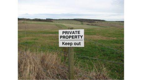 Cuestiones con la tierra que nos parió