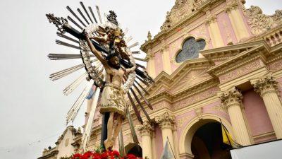 Fiesta del Señor del Milagro en Salta 2017