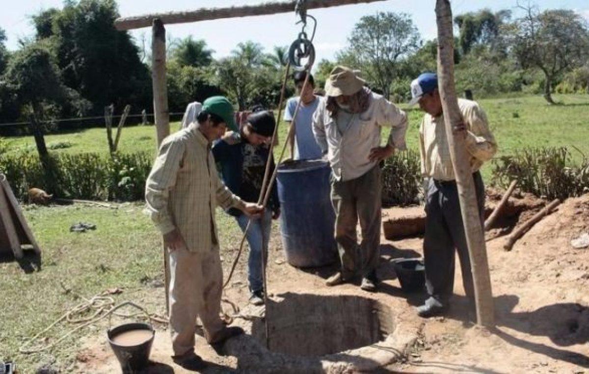 Salta: Algarrobito ya cuenta con agua a través de energía solar