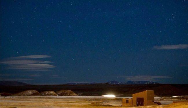 """La observación astronómica posiciona a Tolar Grande como la """"niña mimada"""" del turismo en Salta"""