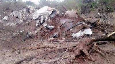 Salta: Desalojo ilegal en una comunidad protegida