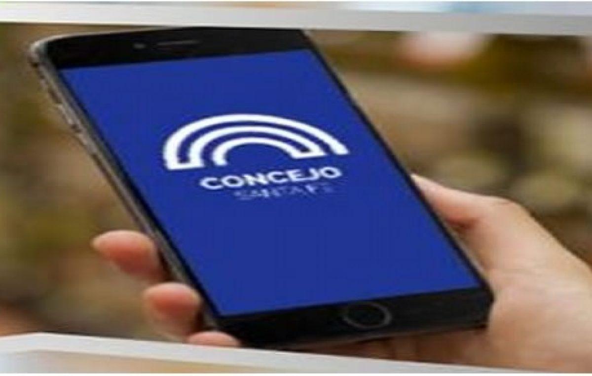 El Concejo Municipal de Santa Fe tendrá una Aplicación para Teléfonos Móviles