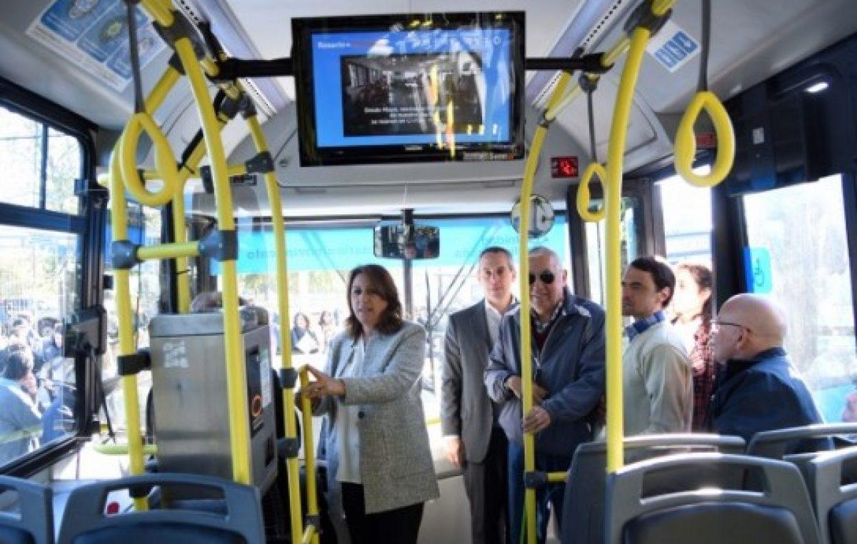 Rosario se prepara para tener un nuevo sistema de transporte