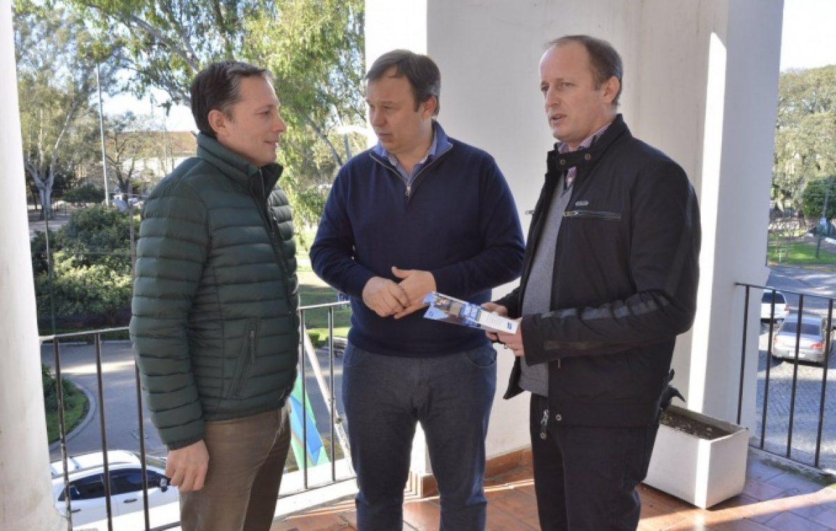 Tras los problemas por las lluvias, intendentes de la zona sur del conurbano proponen un plan hídrico