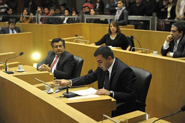 Ediles tucumanos exhiben sus bienes y piden a los legisladores normas de transparencia