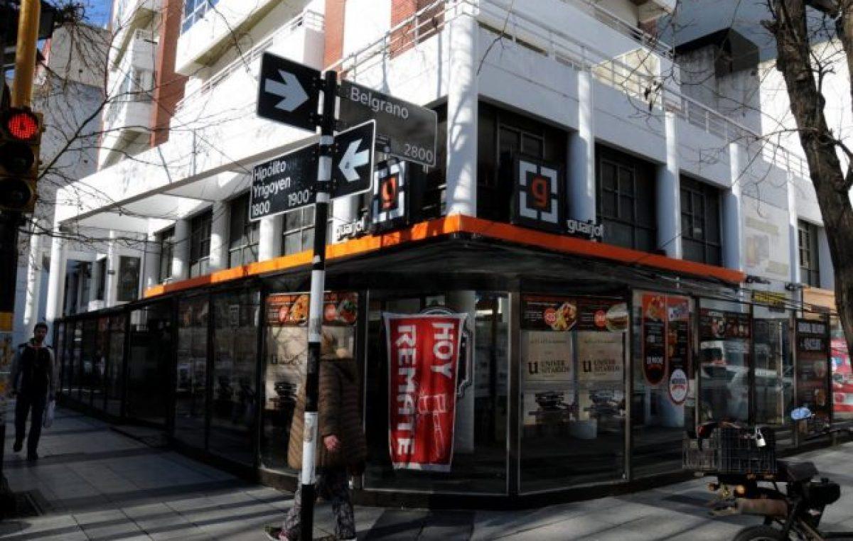 En 16 meses cerraron cerca de 50 restoranes y confiterías en Mar del Plata