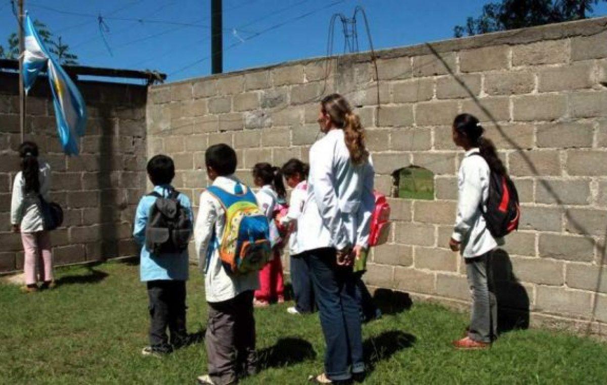 Córdoba: Un puñado de escuelas serranas luchan contra el desarraigo y el olvido