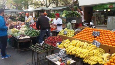 Ferias Francas en Córdoba: más de 50 años en los barrios, con productos frescos