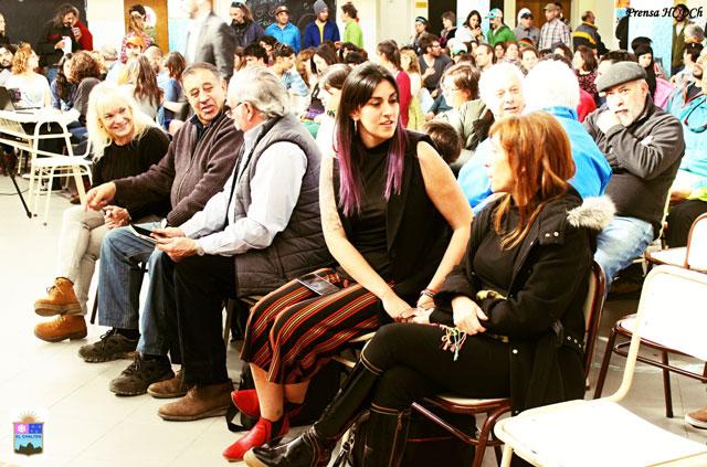 Más de 200 vecinos participaron de Audiencia Pública en El Chaltén