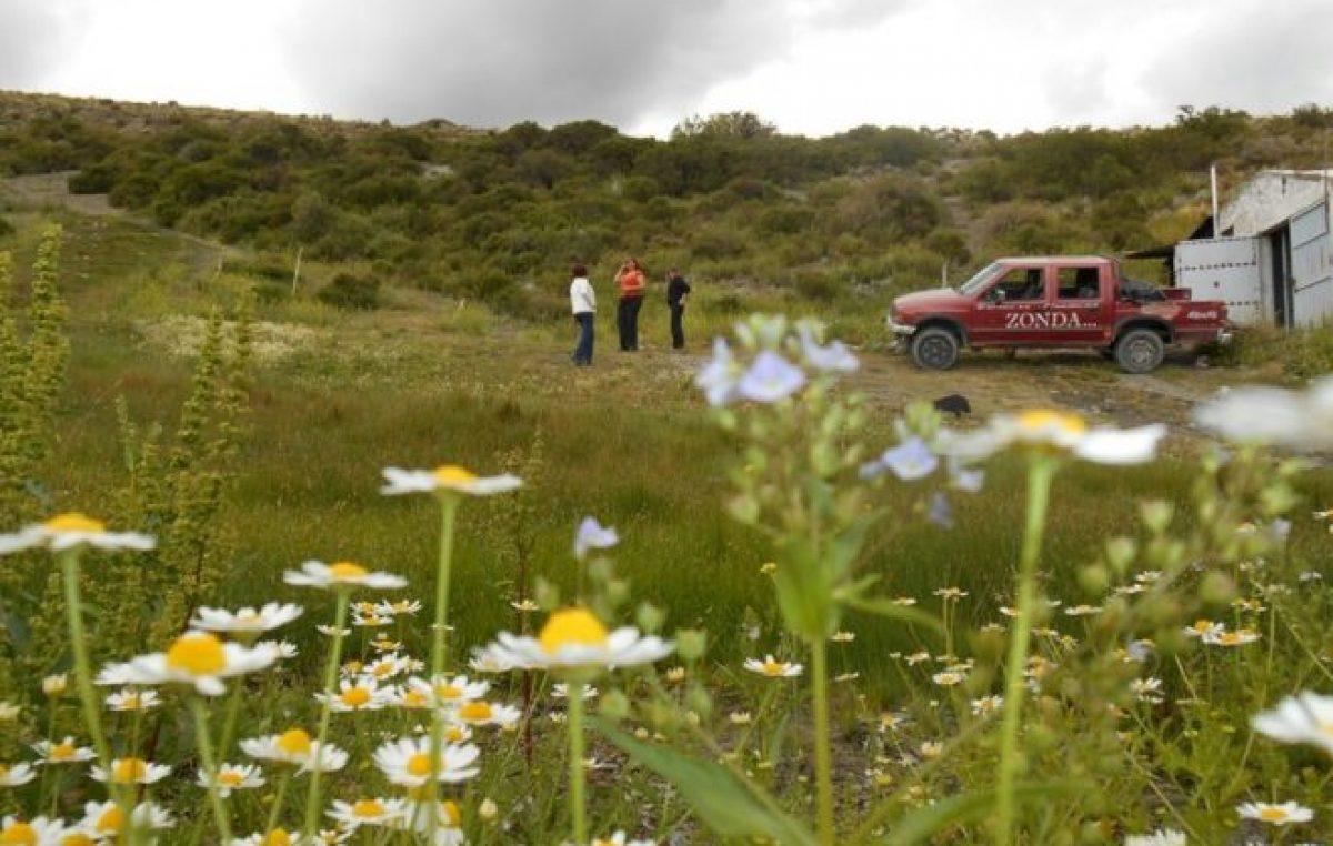 La municipalidad de Zonda se metió en una propiedad privada y destruyó un ecosistema natural