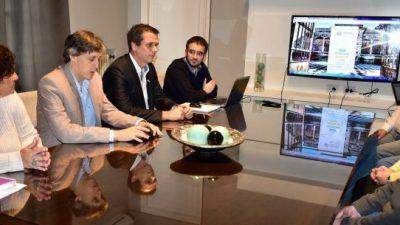 Concordia digitaliza los recibos de sueldo y los legajos de sus empleados municipales