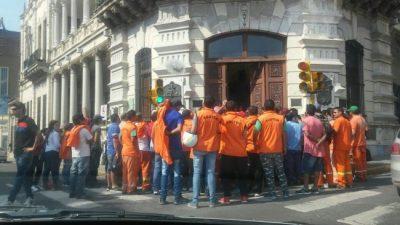 Paraná: Tras fracasar la conciliación en Trabajo, Suoyem se reunió con Varisco