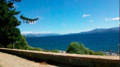 Ecotasa: invertirán un millón y medio de pesos en mejorar la Costanera de Bariloche