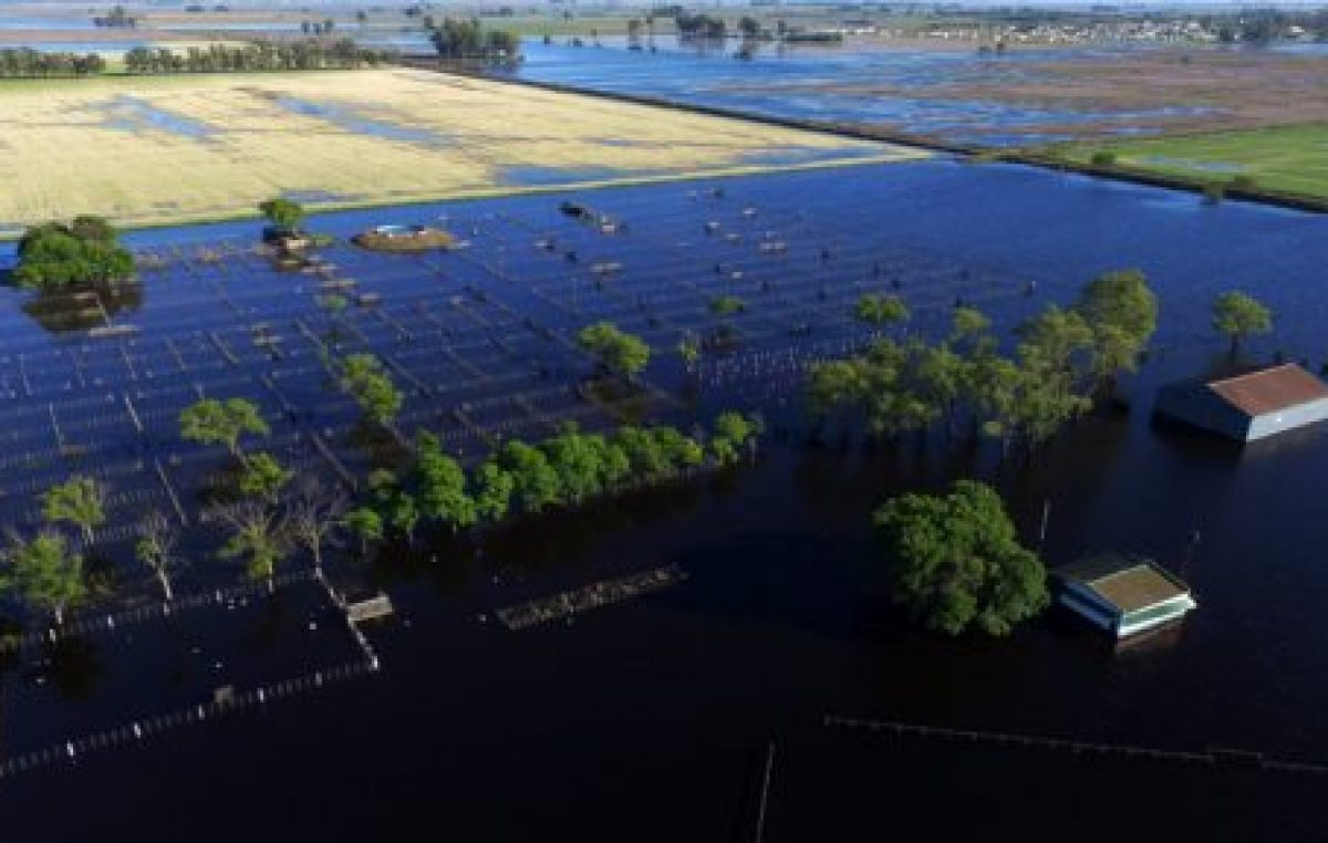 Inundaciones y tensión con La Pampa: cumbre de intendentes