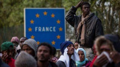 Francia: Una ley para expulsar inmigrantes sin papeles