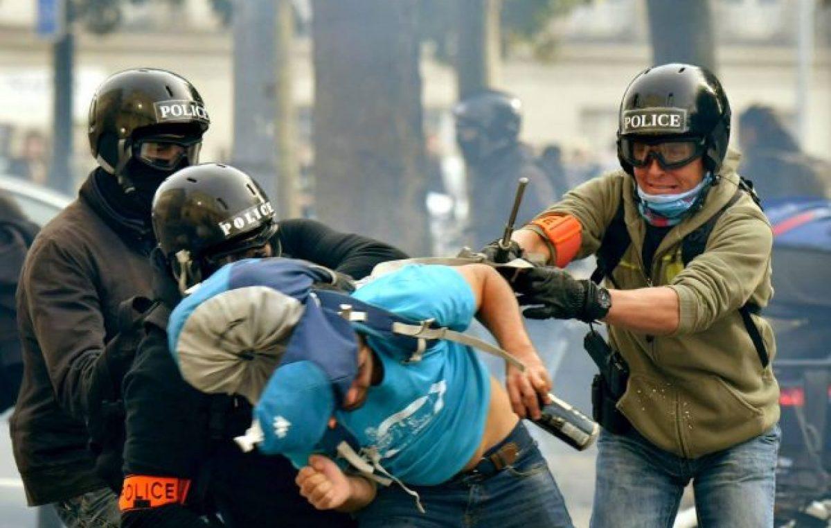 Sindicatos contra la reforma laboral en Francia
