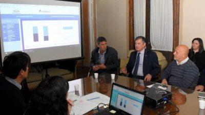 Maipú incorporó un sistema de administración desarrollado por la UNCuyo