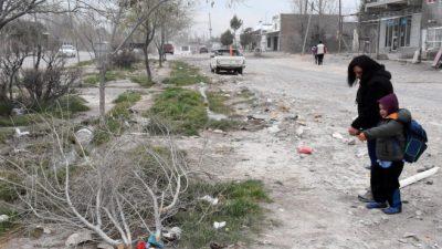 Cipolletti: La población de Las Perlas crece carente de servicios básicos