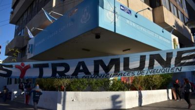 Neuquén: Quiroga en jaque después de 12 años, Sitramune amenazó con un paro general