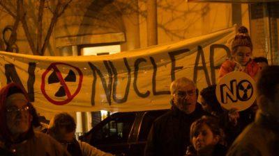 En Sierra Grande preparan varias actividades contra las centrales nucleares