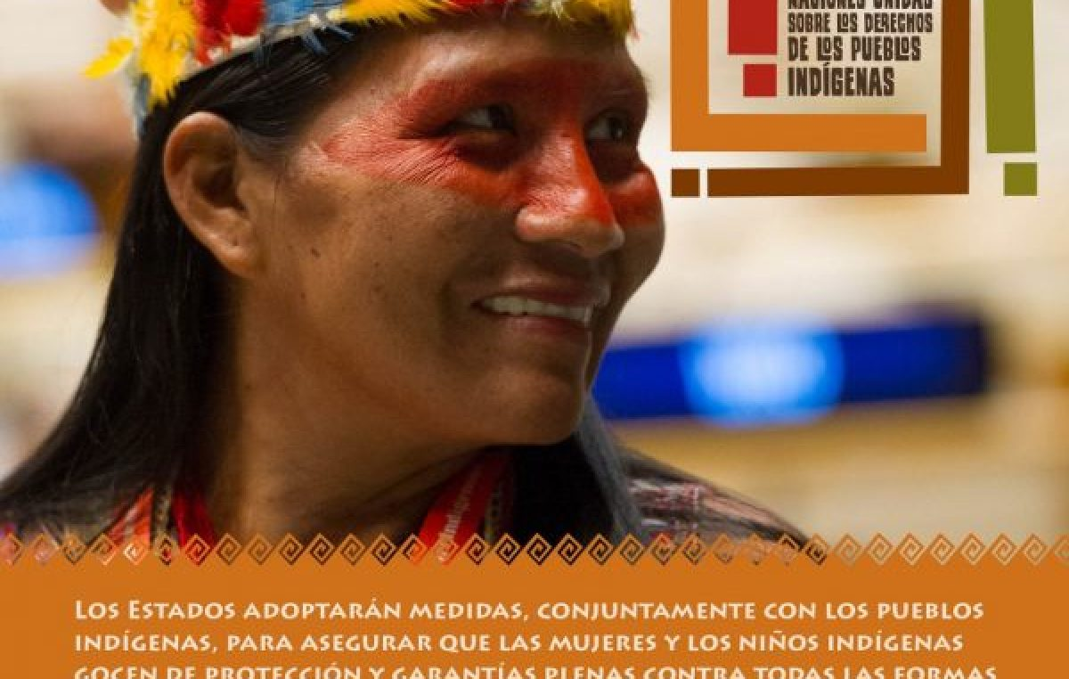 Madryn: Hoy se conmemora el 10º aniversario de la Declaración de los Derechos de los Pueblos Indígenas