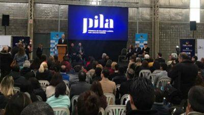 """Lanzaron el plan laboral """"Pila"""": beneficiará a 500 riocuartenses"""