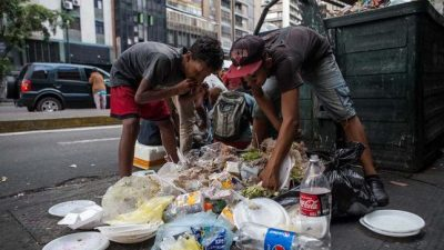 Más de 3.000 niños viven de la basura en el Gran Mendoza