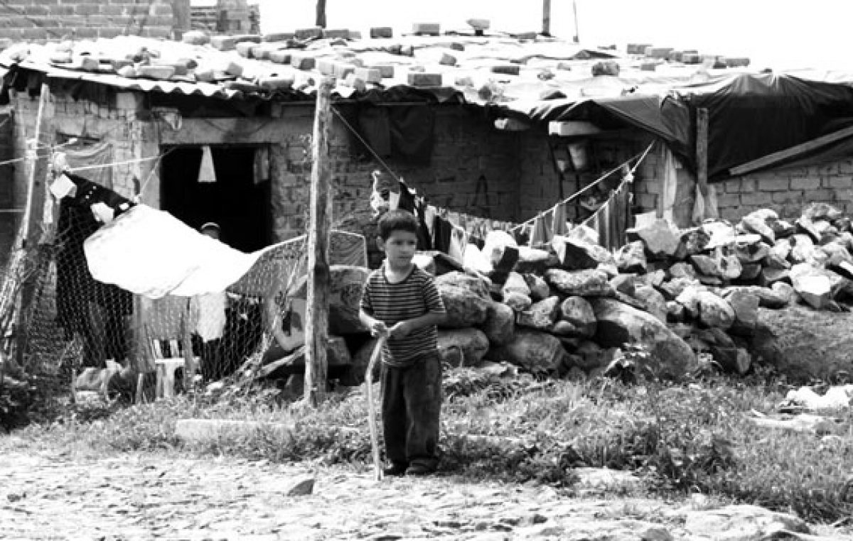 Concordia es la segunda ciudad más pobre de Argentina