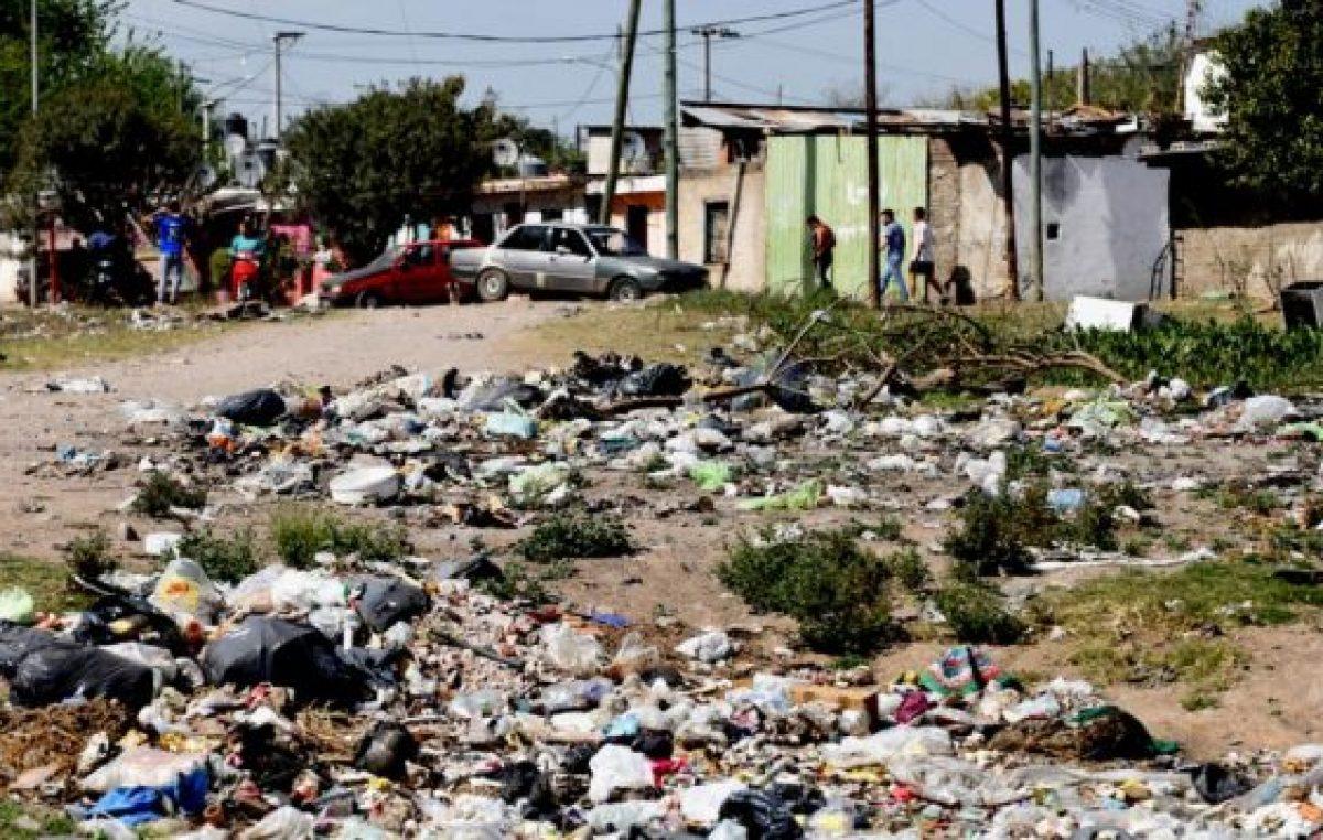 """El Gran Córdoba tiene 30,3% de pobreza """"integral"""", según la medición de la Provincia"""