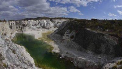 Canteras de Iguazú, otro pueblo fantasma cordobés