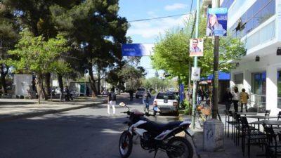 La Munide Neuquén salió a multar a los partidos que colgaron carteles