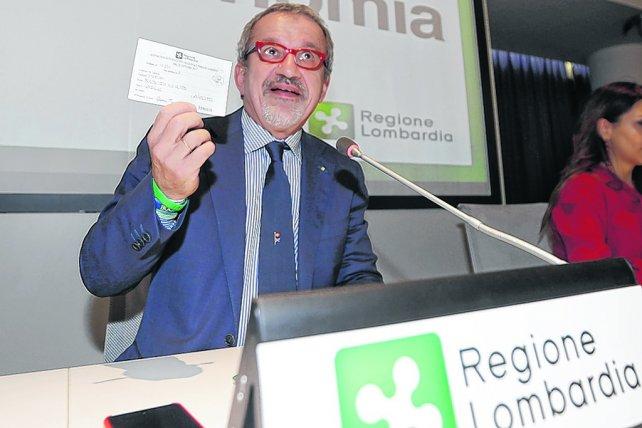 El norte rico de Italia reclamó mayor autonomía y devolución de impuestos