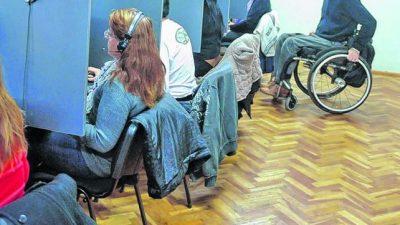 En Rosario las empresas que contratan discapacitados treparon de 4 a 64 en 10 años