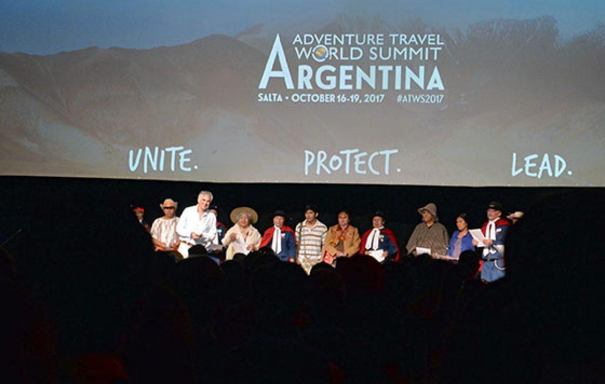 Con más de 850 operadores turísticos inició la Adventure Travel World Summit 2017 en Salta