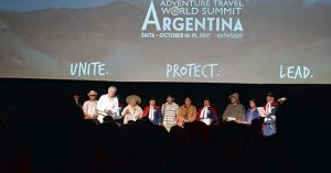 Con más de 850 operadores turísticos inició la Adventure Travel World Summit 2017 en Salta