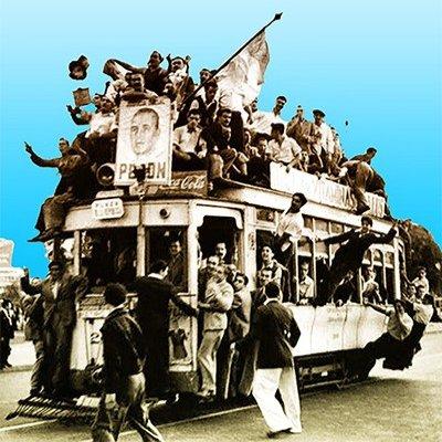 17 de octubre de 1945, fecha que marcó un antes y un después en la historia argentina
