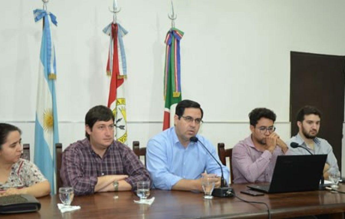 Reconquista será sede del Primer Congreso de Ciudades Inteligentes