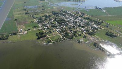 Crisis en General Villegas por las inundaciones: Ya cerraron 58 tambos