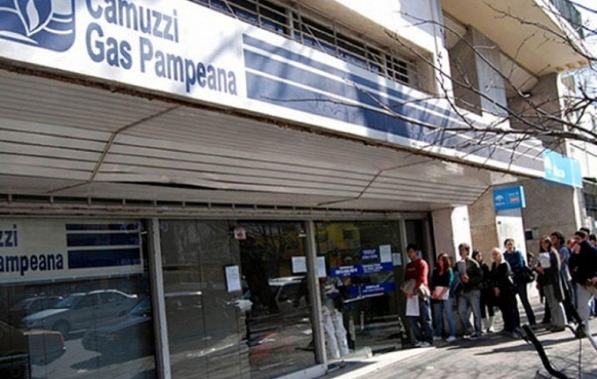 Buenos Aires: Buscan determinar si es legal que Camuzzi traslade a los consumidores el costo de las tasas municipales