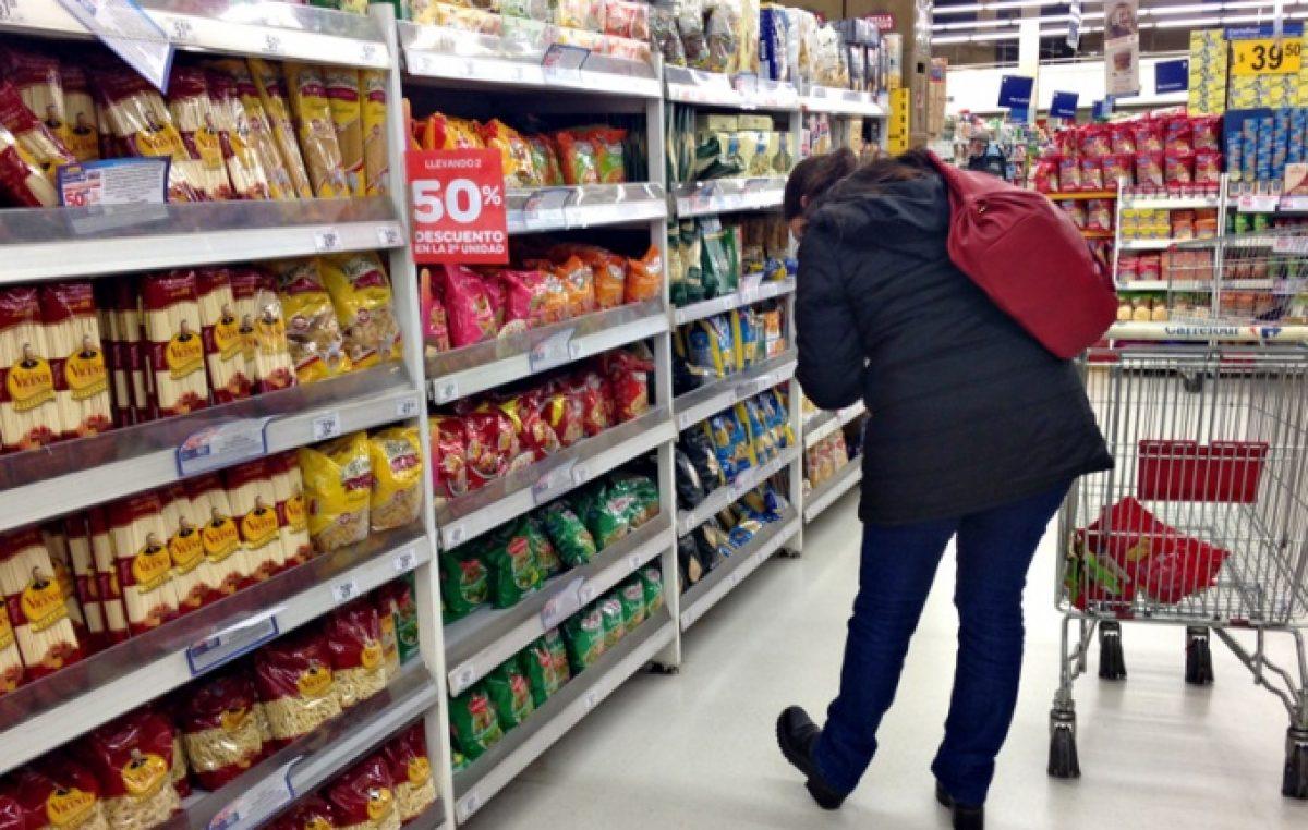 La inflación no se detiene: El costo de vida aumentó 17,6% en lo que va de este año