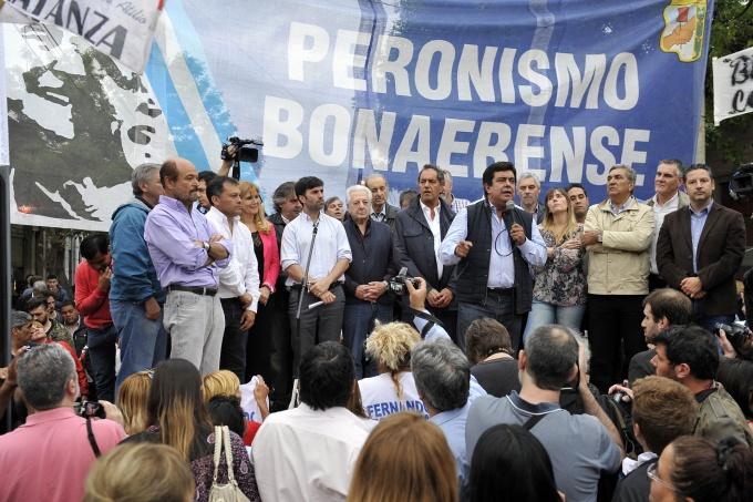 Intendentes del PJ miran más allá de las elecciones y ya sondean la posibilidad de una unidad amplia