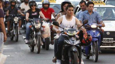 Más del 70 % de los ciudadanos del Gran San Miguel se movilizan en vehículos motorizados