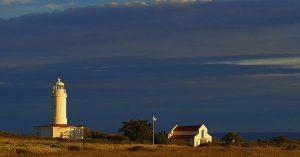 El faro más antiguo de la Patagonia