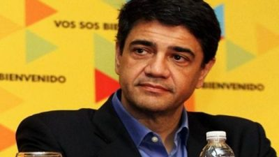 Jorge Macri en la mira