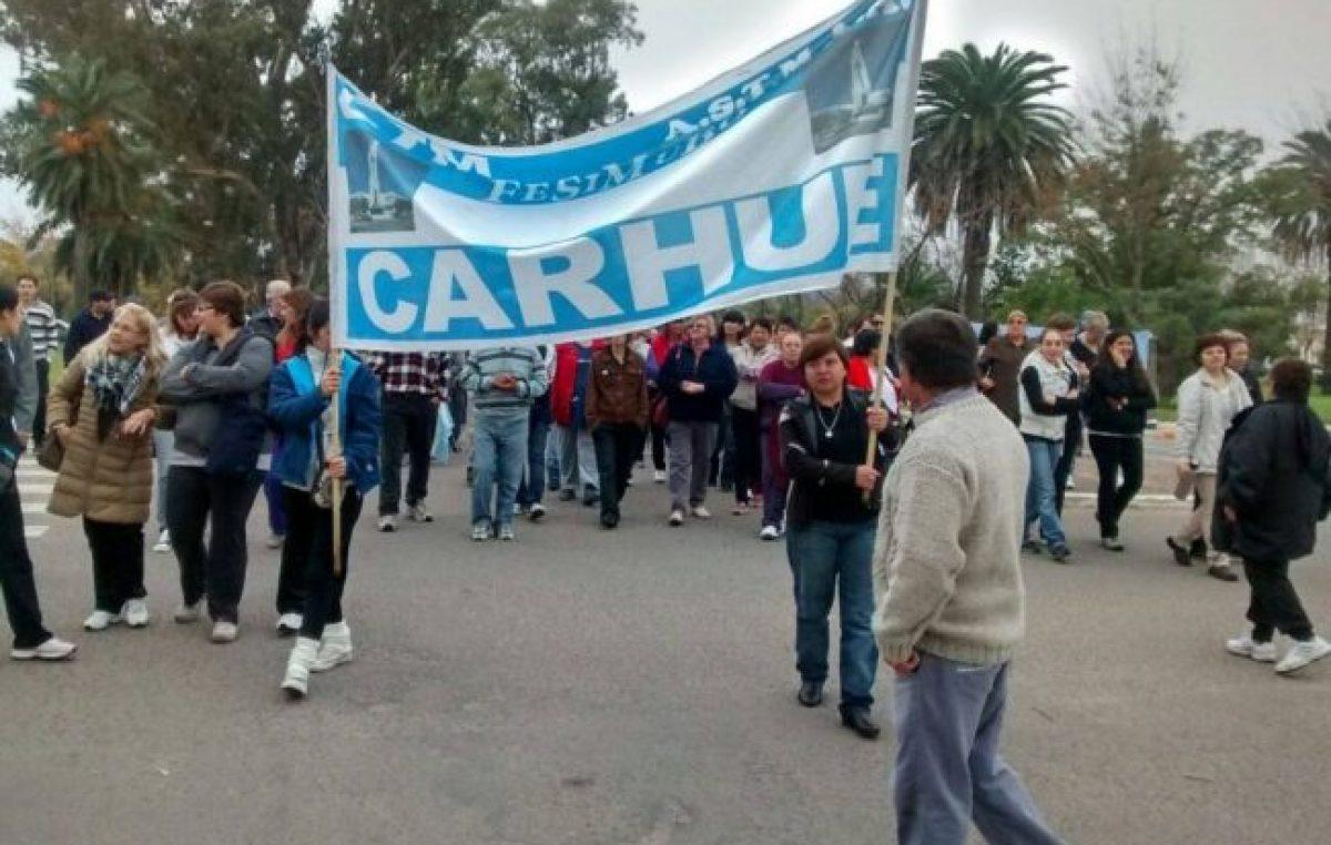 Adolfo Alsina: el gremio consultará a los municipales por posibles medidas de fuerza